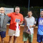 Finalizó el Abierto Masculino de Tenis