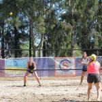 El Predio vibró con el Beach Tennis